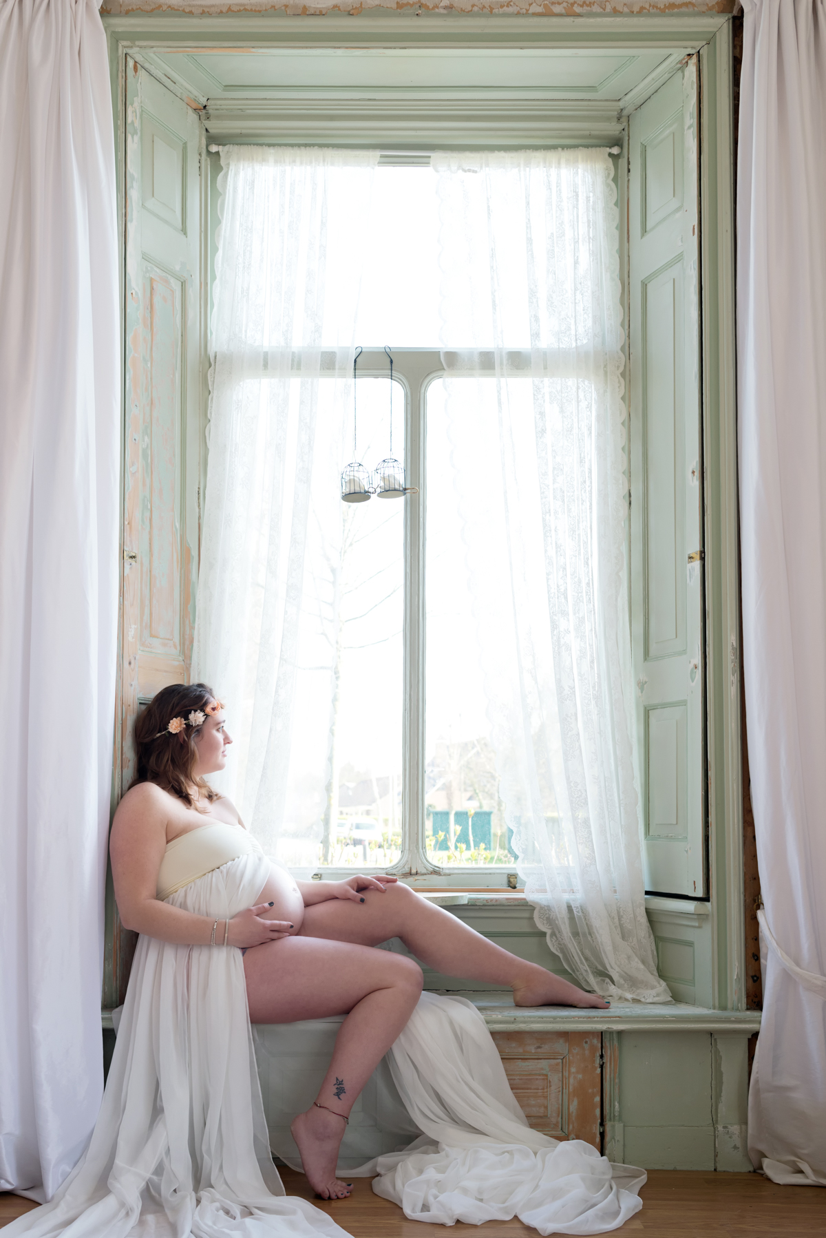 zwangerschap fotografie haarlem