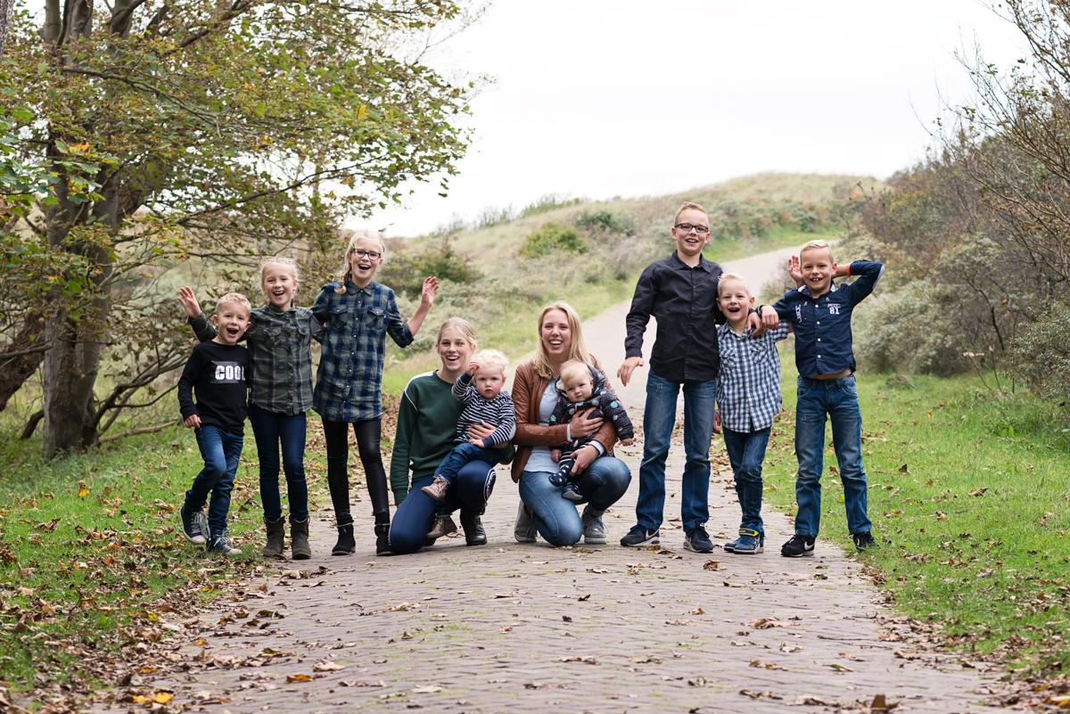 Familiefotoshoot