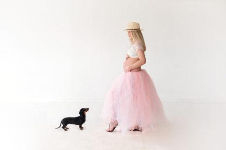 zwangerschapsfotografie met viasagie