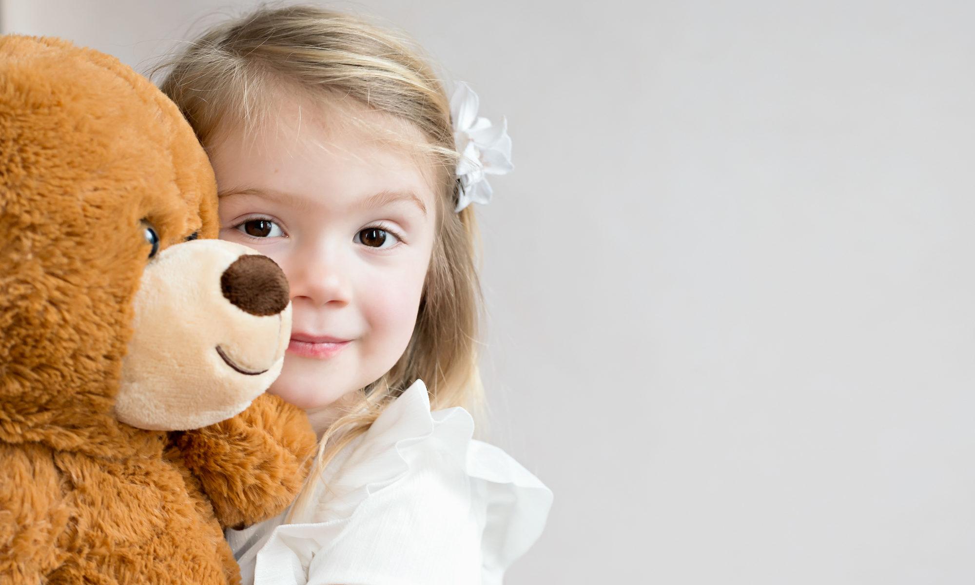 kinderen fotografie studio